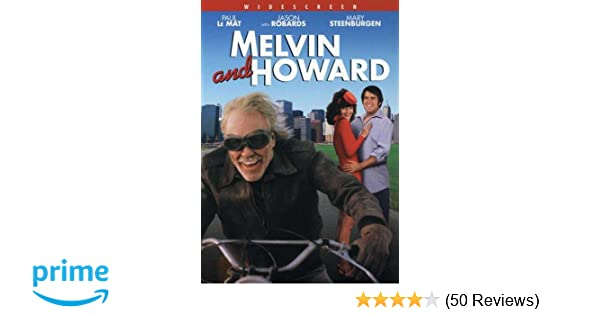 Amazon.com: Melvin and Howard: Jason Robards, Paul Le Mat ...