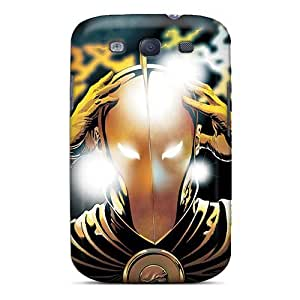 BaqpGAN1821qahzI Faddish Doctor Fate I4 Case Cover For Galaxy S3