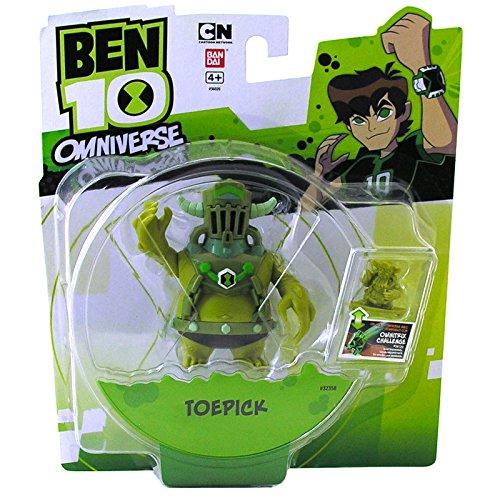 Ben 10 Toepick Action Figure Ben 10 Omniverse 4 Inch Action