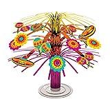 Cinco De Mayo Mexican Fiesta Theme Party Foil Cascade Centerpiece Decorations