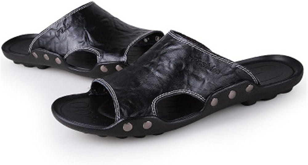 Smart.A 2018 Mens Sandals Casual Summer Slippers Shoes Men Rubber Platform Sandals Beach Flip Flops for Men Sandalias