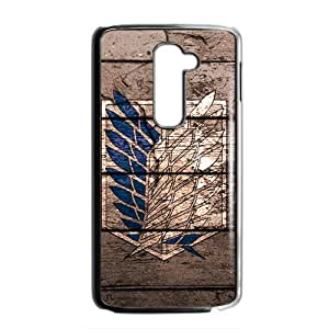 Logo Pattern Hot Seller Stylish Hard Case For LG G2