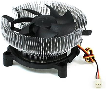 DC 12V ventilador de la CPU disipador de calor para Intel LGA775 ...