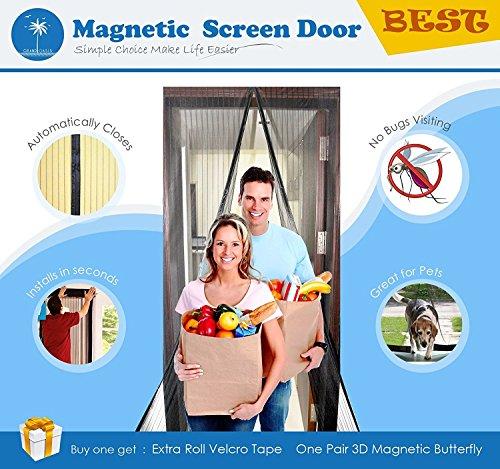 Grand Oasis Magnetic Screen Door product image