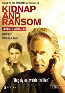 KIDNAP AND RANSOM, COMPLETE SERIES 1 & 2