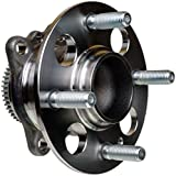 2014 For Hyundai Accent Rear Wheel Bearing and Hub Assembly x 2