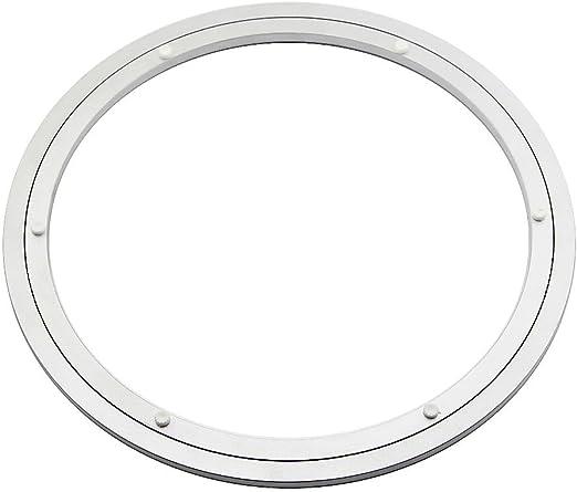 De diámetro 350 mm aluminio Base giratoria redonda Tocadiscos ...