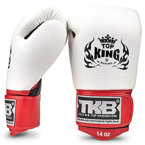 Guantes top king ultimate muay thai