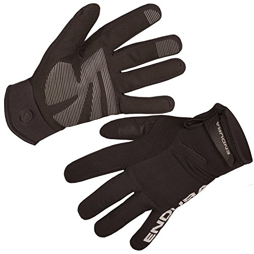 - Endura Womens Strike II Winter Cycling Glove Black, Small