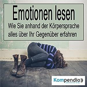 Emotionen lesen Hörbuch