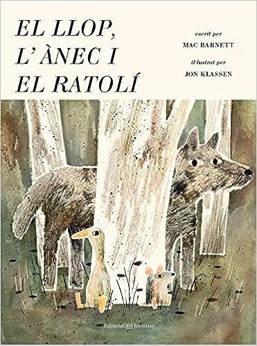 Resultat d'imatges de llop, l'ànec i el ratolí