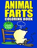 #6: Animal Farts: Funny Farting Animals Coloring Book & Fart Activity Book For Kids: Includes Fart Jokes & Word Search Puzzles: Great Gift Idea for Kids & Adults (Funny Coloring Books) (Volume 1)
