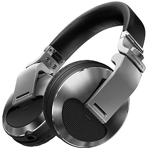 Pioneer DJ HDJ-X10-S Professional DJ Headphone, Silver