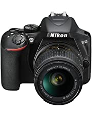 Save on Nikon D3500 DSLR Camera + 18-55mm Lens Kits. Discount applied in price displayed.