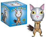 Archie McPhee Cat Head Squirrel Feeder