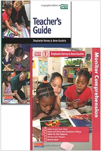 Comprehension Tool Kit - The Primary Comprehension Toolkit: Language and Lessons for Active Literacy, Grade K-2