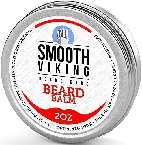 Smooth Viking Beard Balm for Healthier Beard smooth viking beard balm