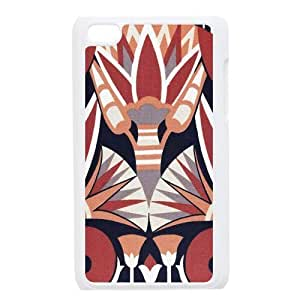 Art-Deco Ipod Touch 4 Case, Customize Art-Deco Case for Ipod Touch 4th Generation