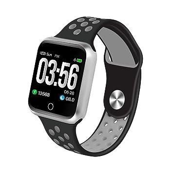 Smart watch Bluetooth S226 Reloj De Ritmo Cardíaco Smartwatch para ...
