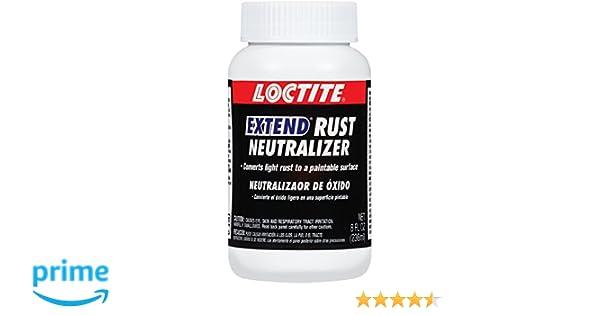 Loctite 8 Ounce Extend Rust Neutralizer 1381192 Amazonca Tools