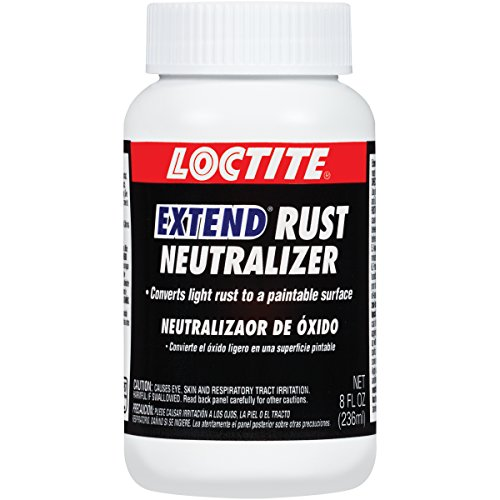 - Loctite 8-Ounce Extend Rust Neutralizer, 1381192