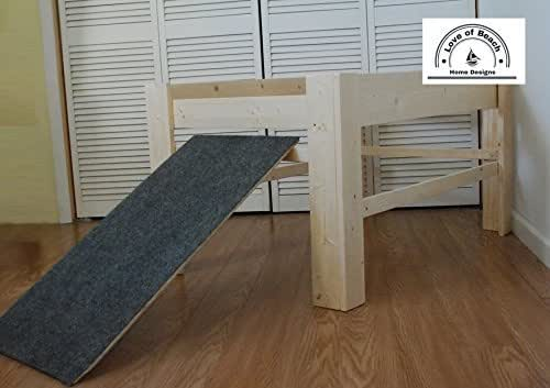 Amazon.com: Dog Bed Platform Large, Handmade Furniture