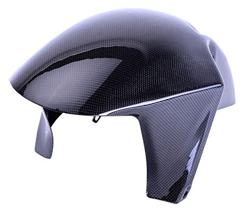 Bestem CBHO-VTR1K-FFD Carbon Fiber Front Fender for Honda CBR900 CBR954 VTR1000 RC51 (Rc51 Carbon Fiber)