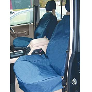 Marvelous Town And Country Landrover Discovery Td5 Front Seat Covers In Grey Caraccident5 Cool Chair Designs And Ideas Caraccident5Info