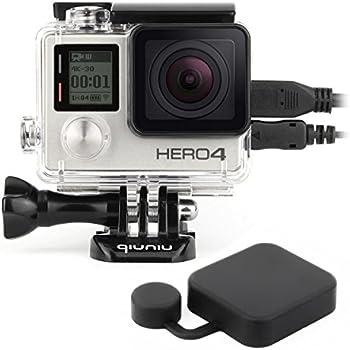 Amazon.com: Yimobra - Carcasa impermeable para GoPro Hero 4 ...