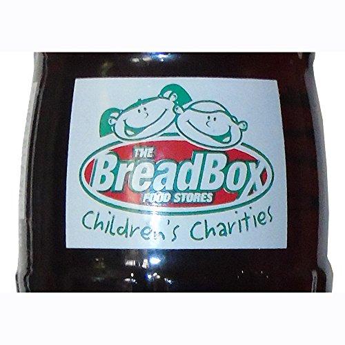 - Bread Box Food Stores Children's Charities Coca-Cola Bottle 2005