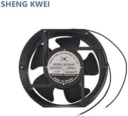 HRSTAR Original Sheng KWEI SK-162AP Fan AC 220-240V 172X150X51mm Axial Cooling Fan New