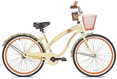 Margaritaville First Look Women's Beach Cruiser Bike, 26-Inch