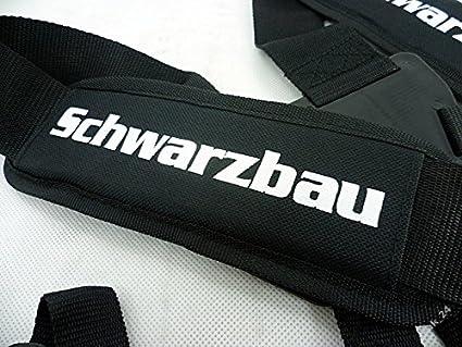 Model 2 Komfort Tragegurt Doppel Schultergurt f/ür Motorsense Freischneider Trimmer Neu Model