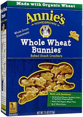 Annie's Whole Wheat Bunnies