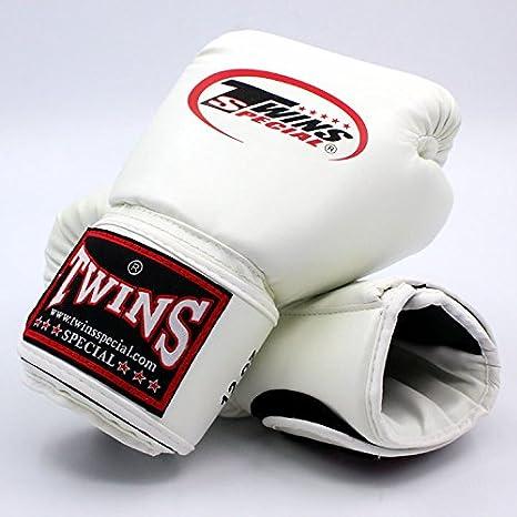 STQJKLM 8Oz-14Oz Twins Gants De Boxe Sp/éciaux//Mitaines /Épaissie Formation Sanda//Douzaine De Sacs De Sable Gant De Boxe Gants De Combat Fighting Boxeo Gloves