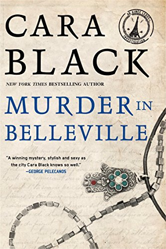 Murder in Belleville (Aimee Leduc Investigations, No. - Soho Of In Map Stores