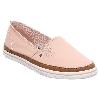 799755a8f Tommy Hilfiger Slip On Kesha 7D Wom FW0FW01656502: Amazon.co.uk: Shoes &  Bags