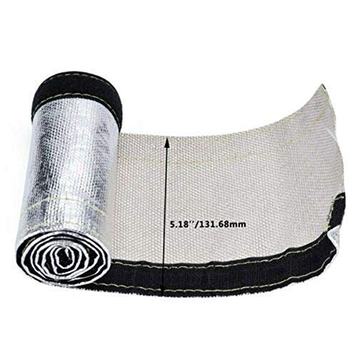 yangGradel Protector t/érmico para Manguera 1 m, Aislamiento t/érmico