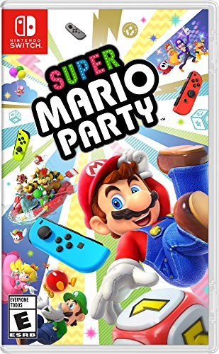 Video Games : Super Mario Party