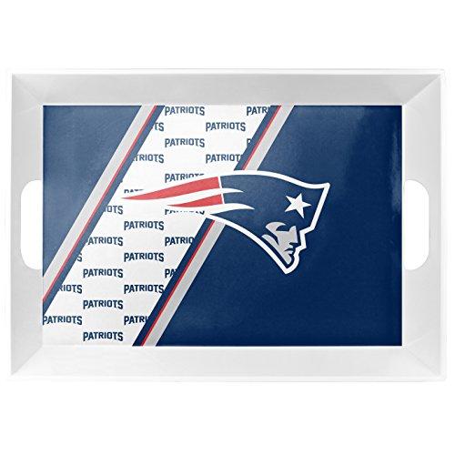 NFL New England Patriots Melamine Serving Tray