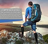 Bluemaple Compression Socks,(7pair) for Women & Men