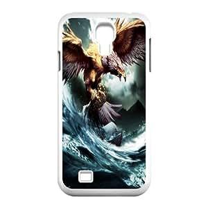[QiongMai Phone Case] For SamSung Galaxy S4 Case -Flying Eagles-IKAI0446369