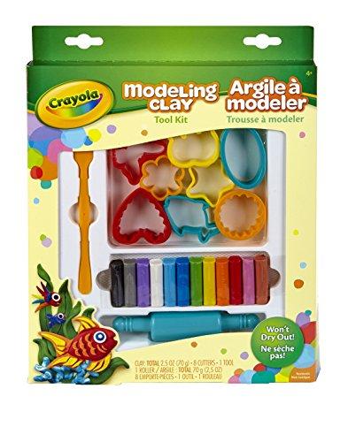 Crayola Modeling Clay & Tool Kit
