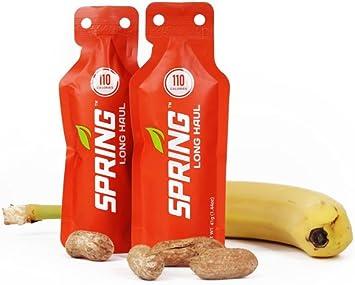 Spring Energy gels et dhydratation