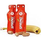Spring Energy Gel - Long Haul - 20 Ct - Sports Nutrition Energy Gels for Runners