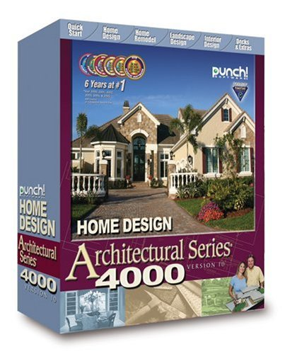 Amazon Com Punch Home Design Architectural Series Software