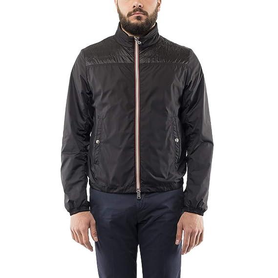 online store 24e36 fa64d MONCLER PORTNUEF GIUBBOTTO - 5, NERO: Amazon.co.uk: Clothing