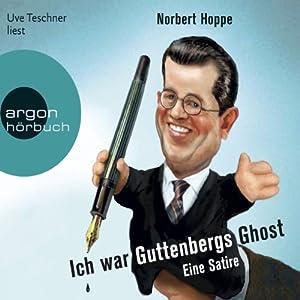 Ich war Guttenbergs Ghost Hörbuch