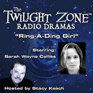 Ring-a-Ding Girl Radio/TV Program