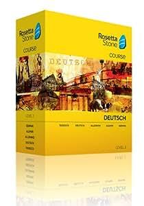 Rosetta Stone - Curso De Alemán, Nivel 1